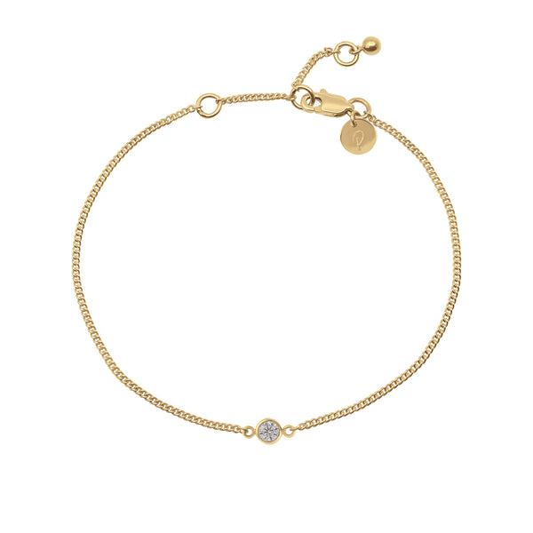 Gold Heirloom Bracelet