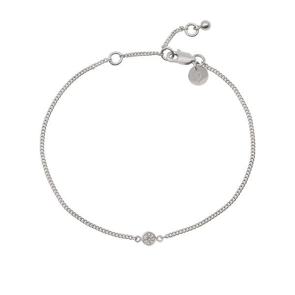 Silver Heirloom Bracelet