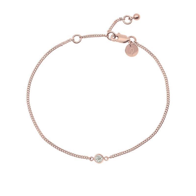 Rose Gold Heirloom Bracelet