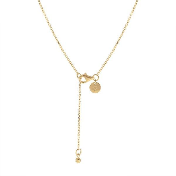 Gold Luna Necklace