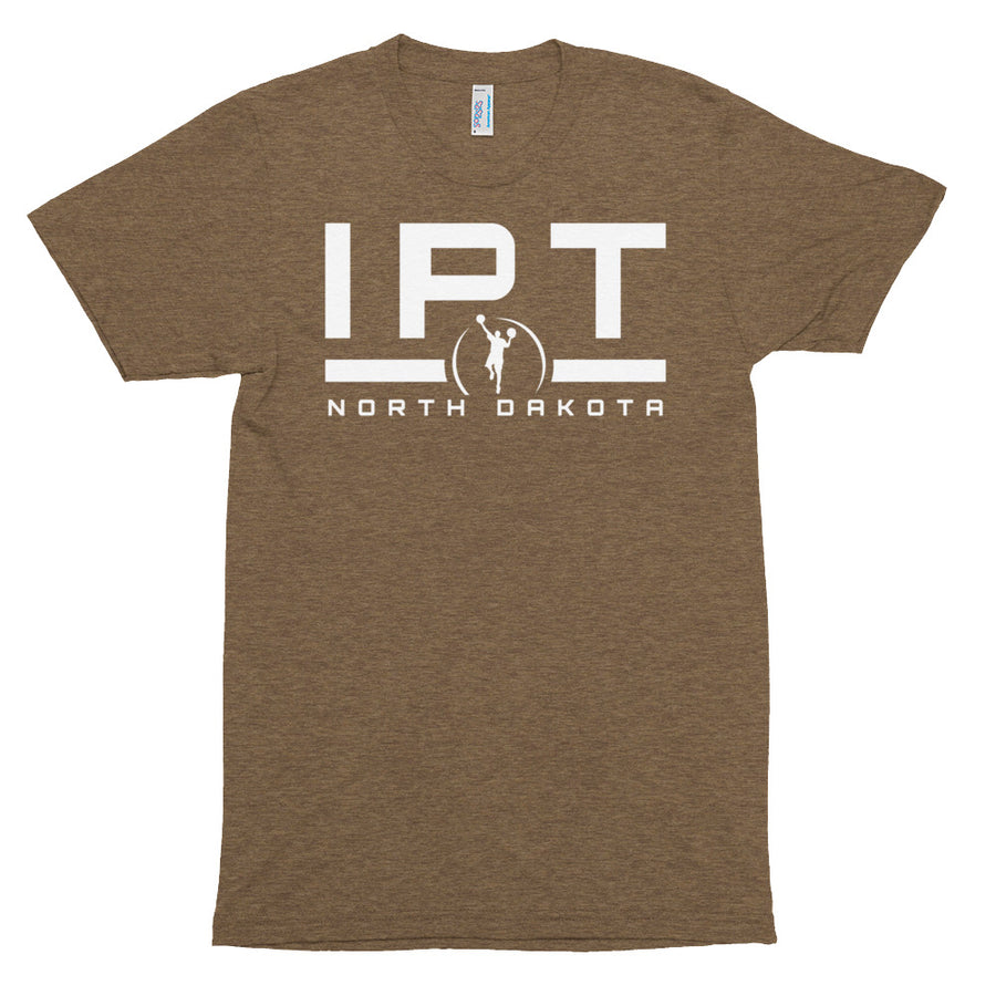 PREMIUM IPT NORTH DAKOTA Short sleeve soft t-shirt