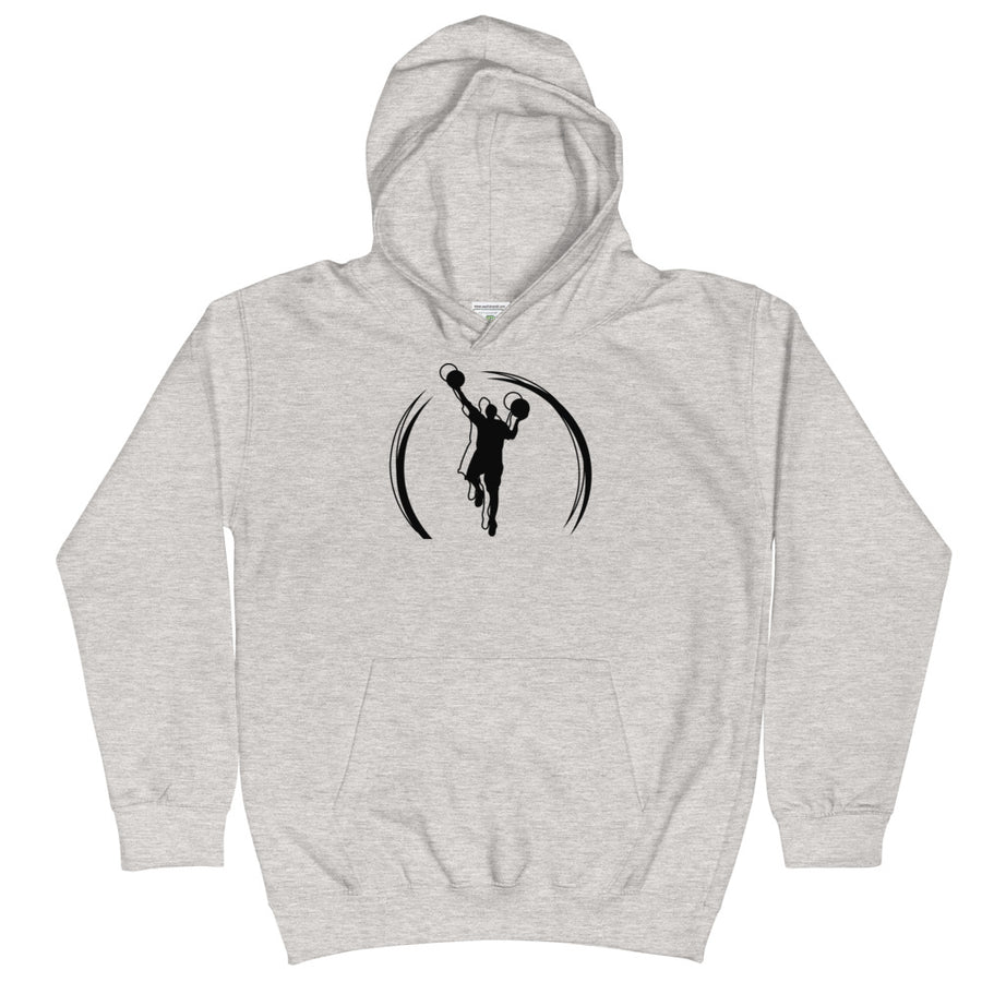 Double Logo Youth Hoodie