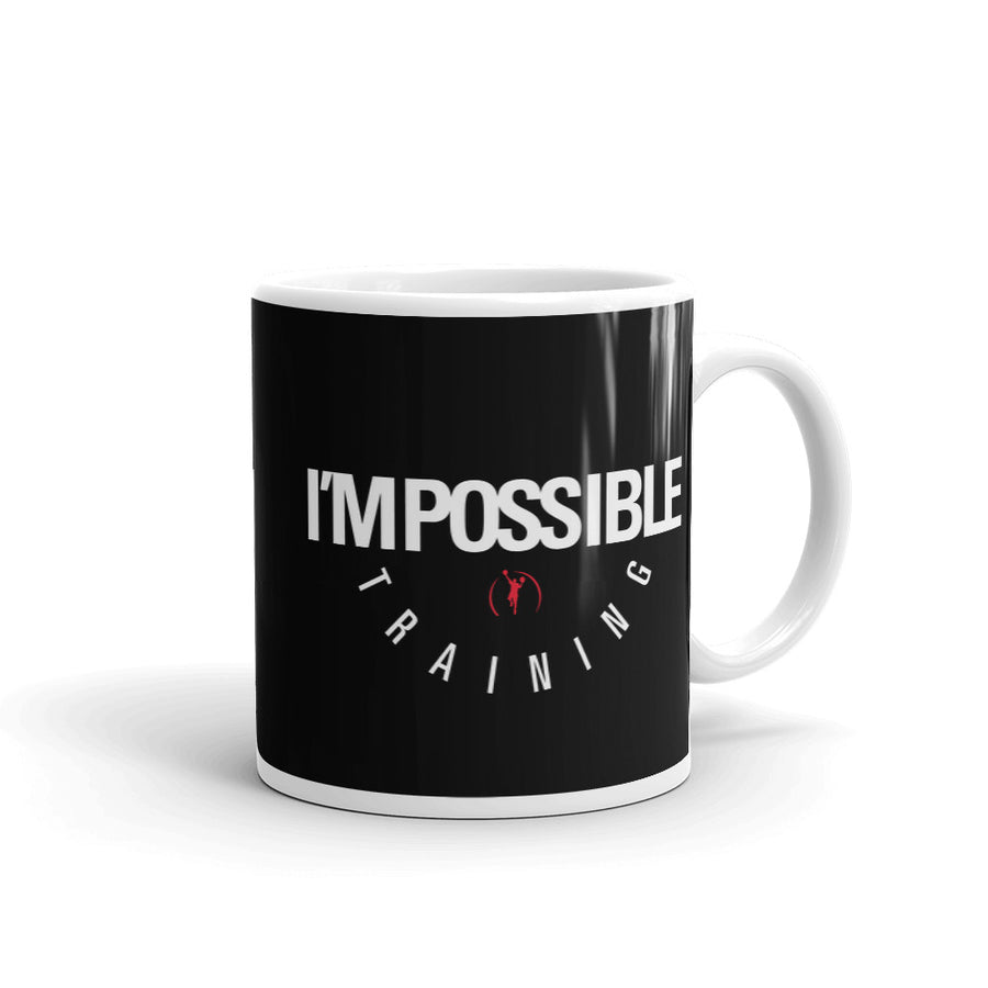 IMPOSSIBLE TRAINING White Mug