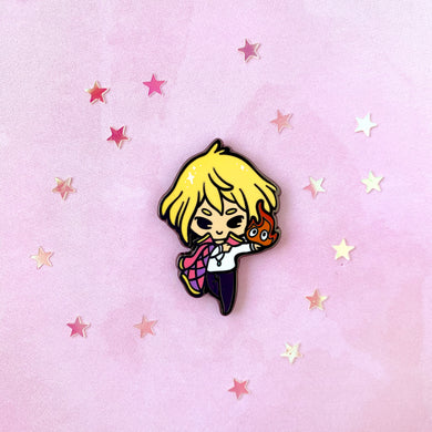 Howl & Calcifer Pin