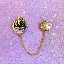 Load image into Gallery viewer, ☆ JJBA- Star Platinum Collar Pin ☆