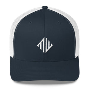 MW Mesh Back Trucker Cap