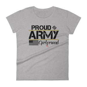 Proud Army Girlfriend Women's