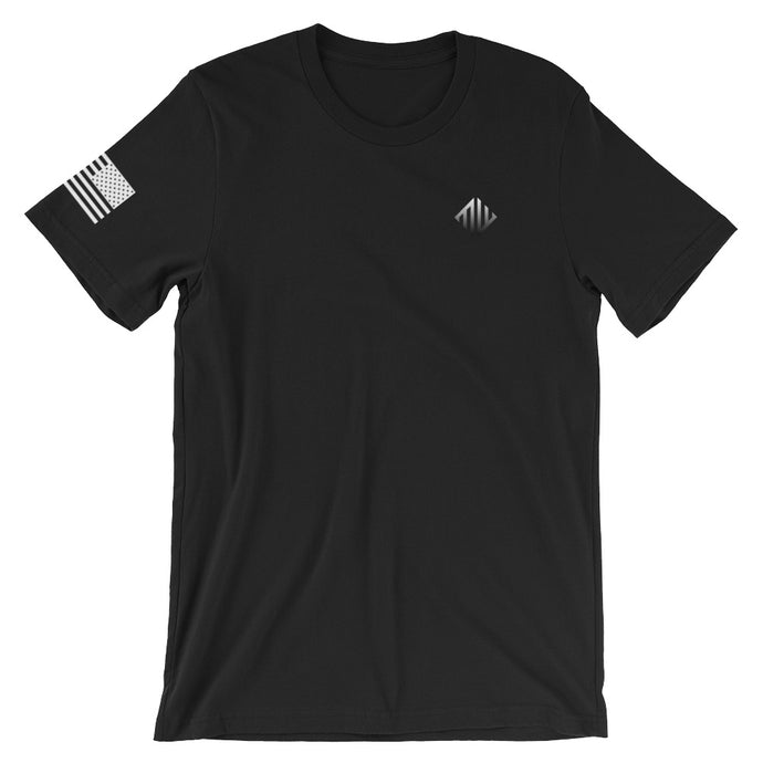 MW Simple Tee w/ Flag
