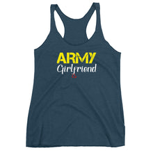Load image into Gallery viewer, Army Girlfriend Tank Top (Army Yellow)