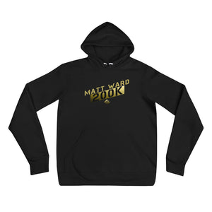 Gold 200K Sub Hoodie (BOLD)