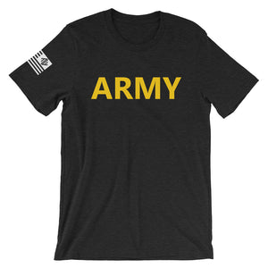Army Tee W/ MW Flag