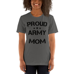 Proud Army Mom - Simple Tee