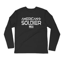 Load image into Gallery viewer, American Soldier Long Sleeve