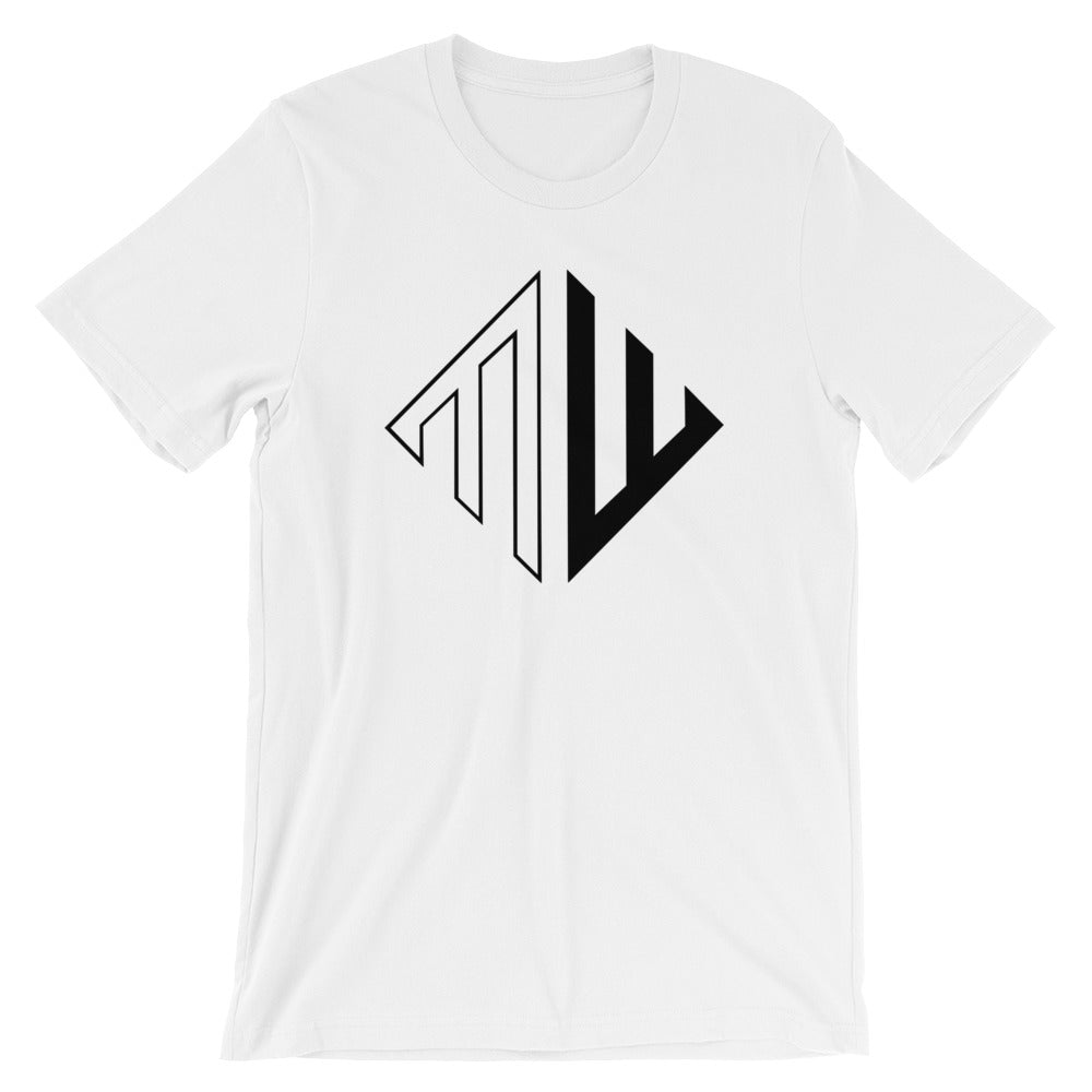 MW Logo Inverse- Outlined Design
