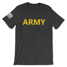 Load image into Gallery viewer, Army Tee W/ MW Flag