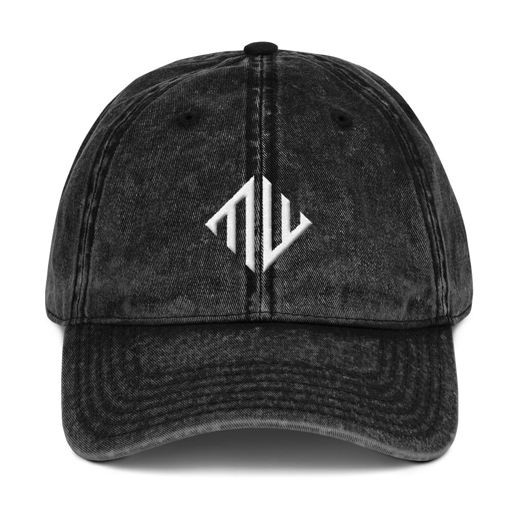MW Vintage Cotton Twill Cap
