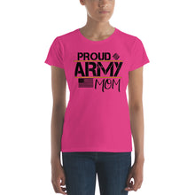 Load image into Gallery viewer, Proud Army Mom Women's