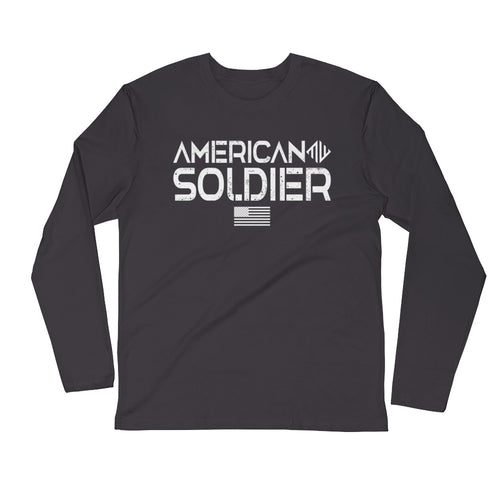 American Soldier Long Sleeve