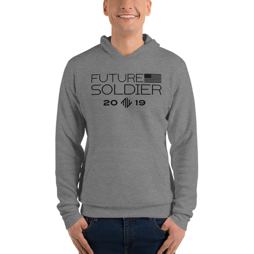 2019 Future Soldier Pullover Hoodie