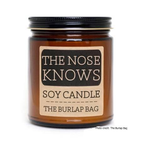 The Nose Knows Soy Candle