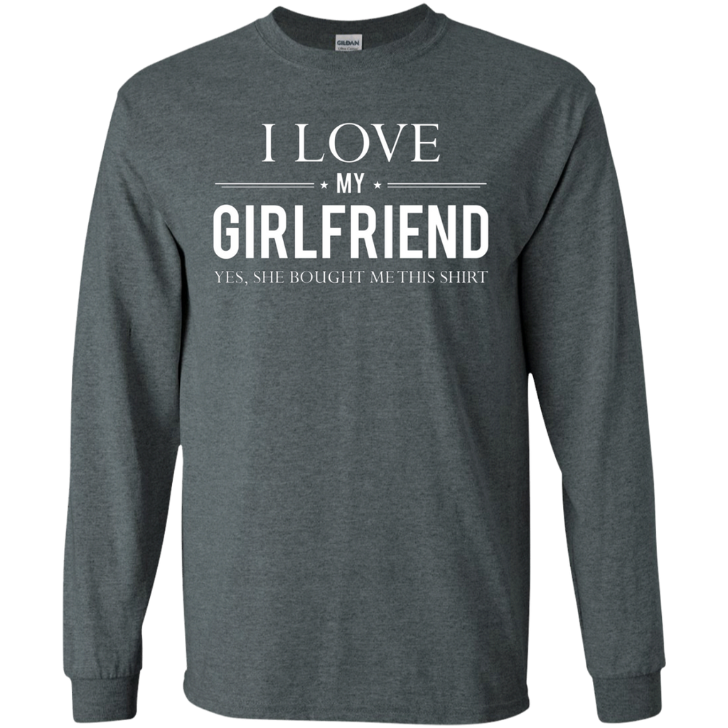 34e3b9bb ... Mens I Love My Girlfriend She Bought Me This Boyfriend Gift Apparel ...