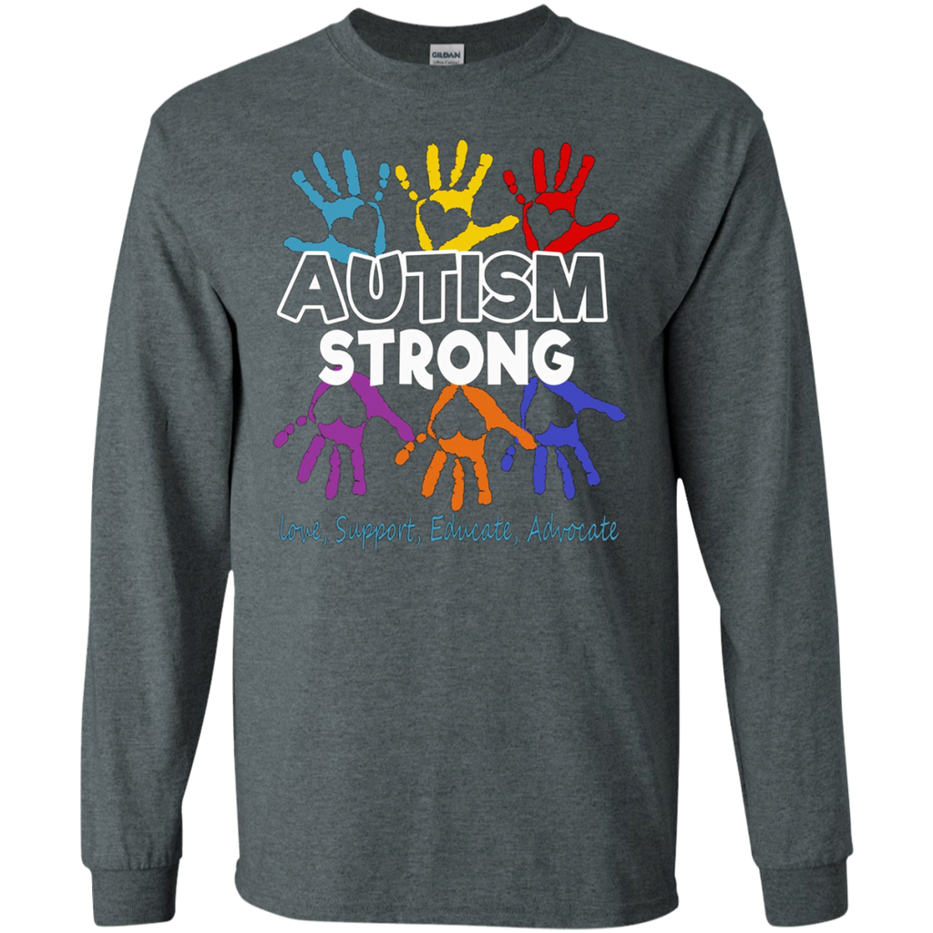 04c9a7d0f Autism Awareness For Mom / Dad/ Strong Apparel – Mintozy