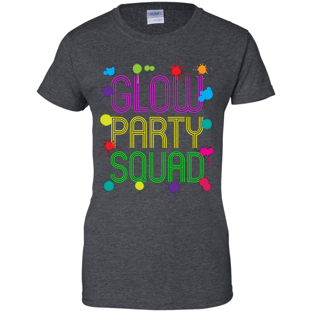 GLOW PARTY SQUAD Cool Birthday Apparel