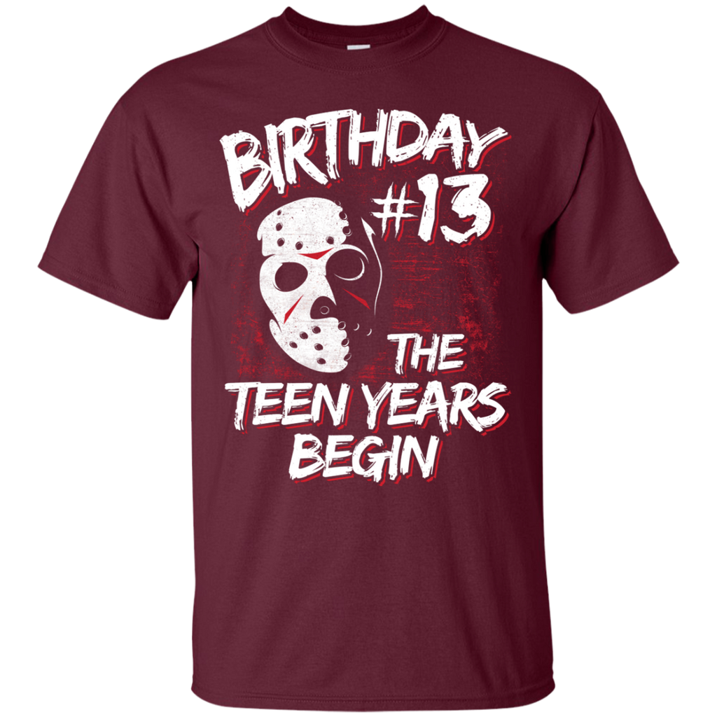 Teen Awesome 13Th Birthday Party Gift Boys Girls Apparel