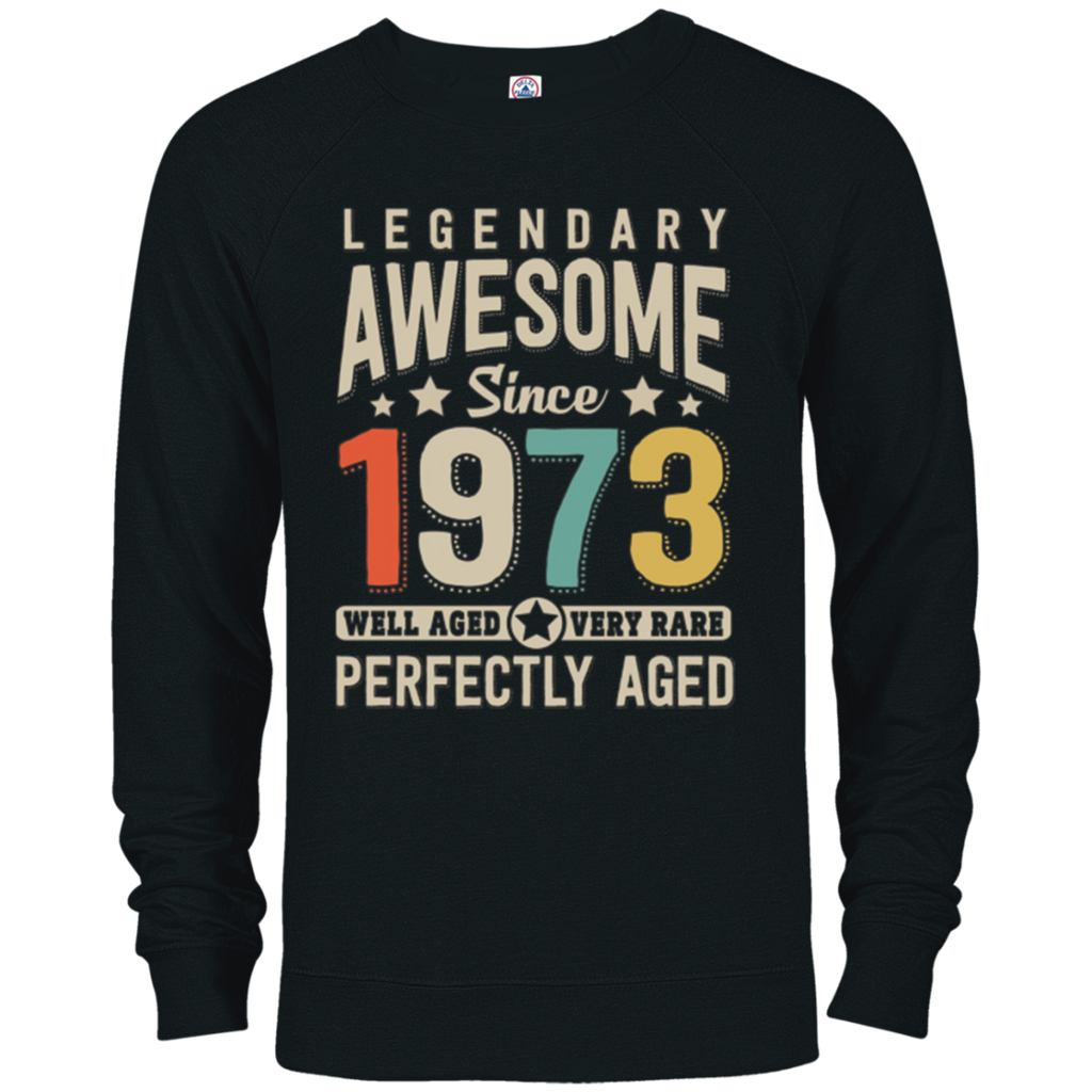 Awesome Since 1973 45th Birthday T Shirt 45 Years Old Mintozy