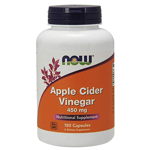 Apple Cider Vinegar (450 mg)