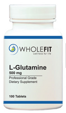 Load image into Gallery viewer, L-Glutamine (500 mg)