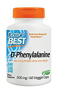 D-Phenylalanine (500 mg)
