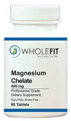 Magnesium Chelate (400 mg)