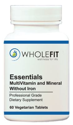 Multivitamin (without Iron)