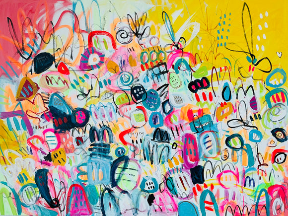 Graffiti Style Abstracts
