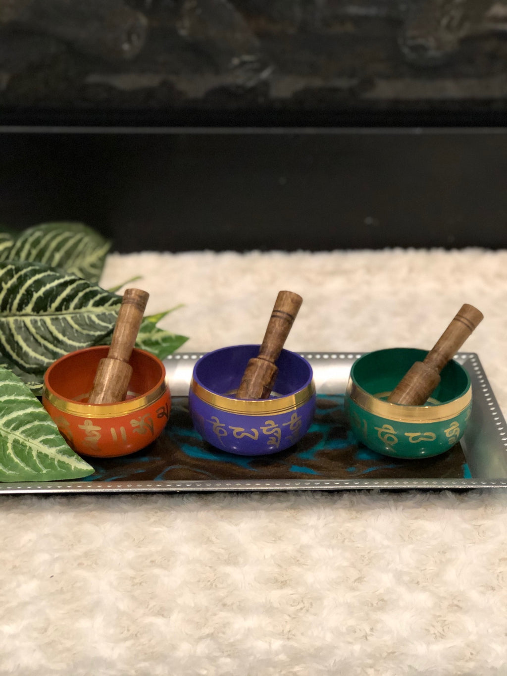 Singing Bowl (various colors)