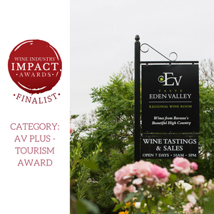 Taste Eden Valley: Finalist in the 2017 Wine Industry Impact Awards