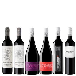 The Essential Shiraz Six Pack