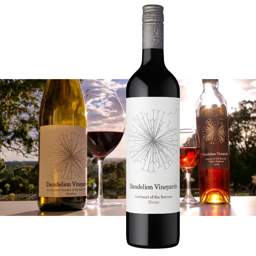Enchanted Trio - Dandelion Vineyards