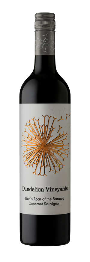 2018 Dandelion Vineyards Lion's Roar of Barossa Cabernet Sauvignon