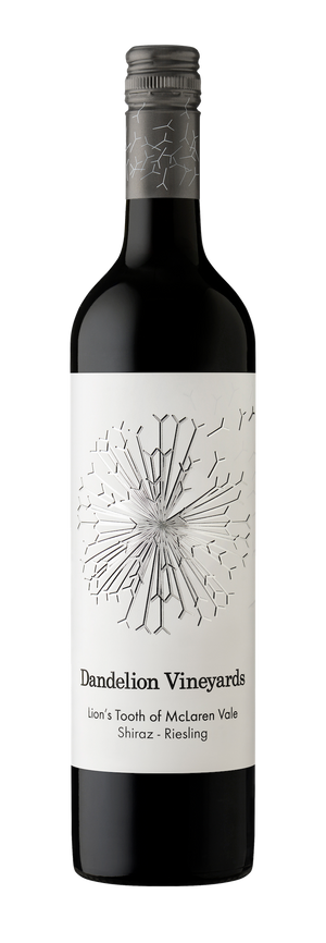 2018 Dandelion Vineyards Lion's Tooth of McLaren Vale Shiraz/Riesling