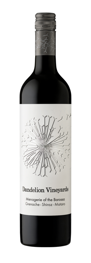 2018 Dandelion Vineyards Menagerie of the Barossa GSM