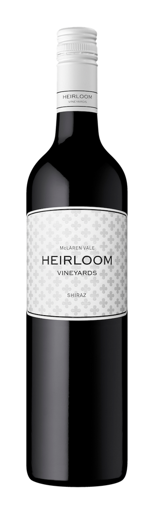 2018 Heirloom Vineyards McLaren Vale Shiraz