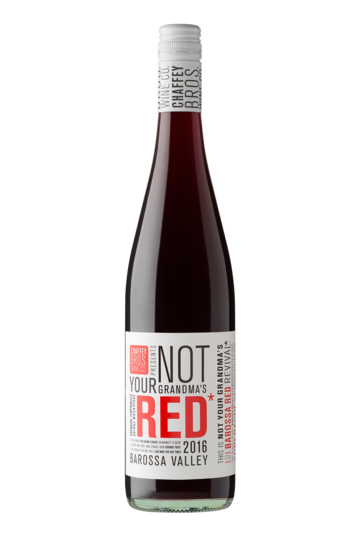 2016 Chaffey Bros Wine Co. Not Your Grandma's Red