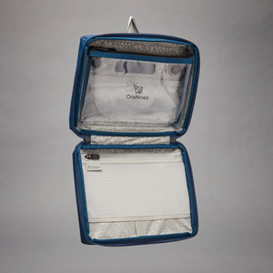 OneNine5 Wash Bag, Havelock Blue