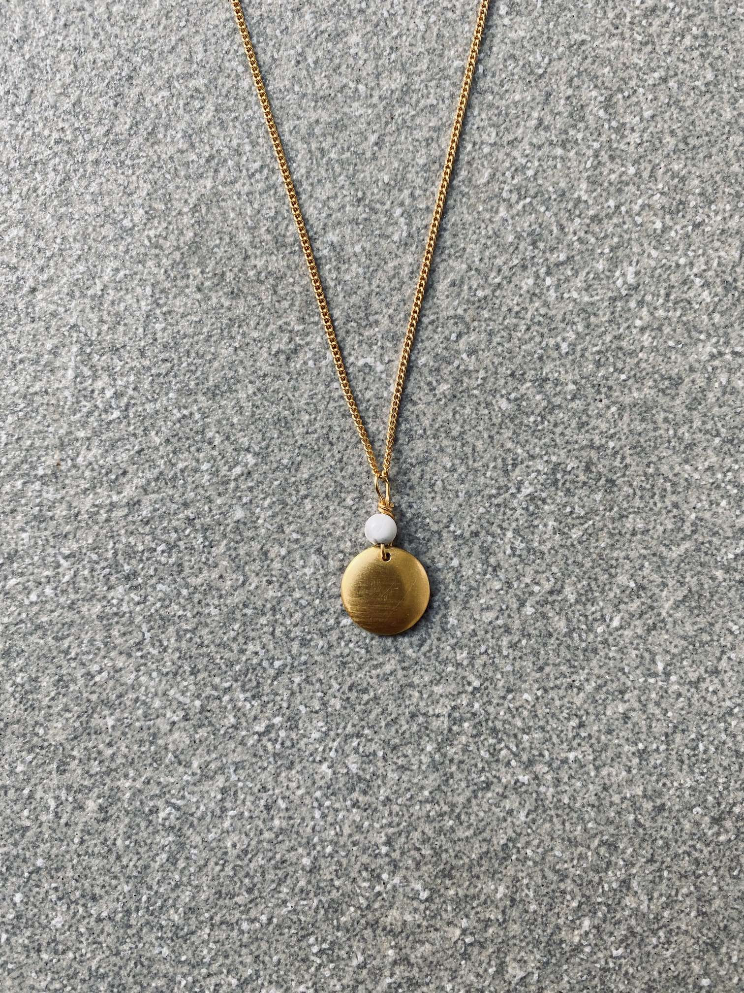 ANAM Halskette | Necklace Gold - The Santai Collection
