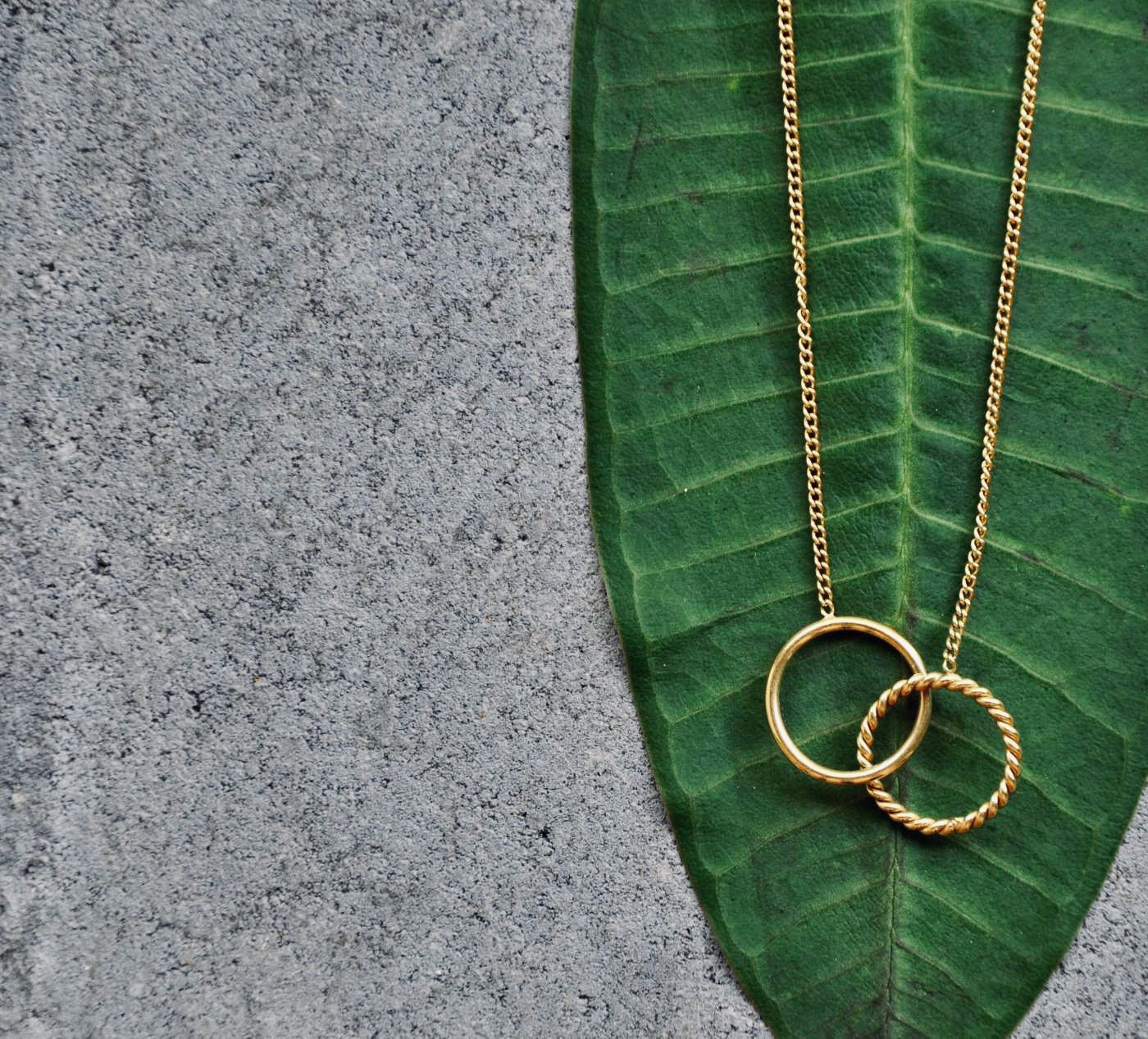 YANI Halskette | Necklace Gold - The Santai Collection