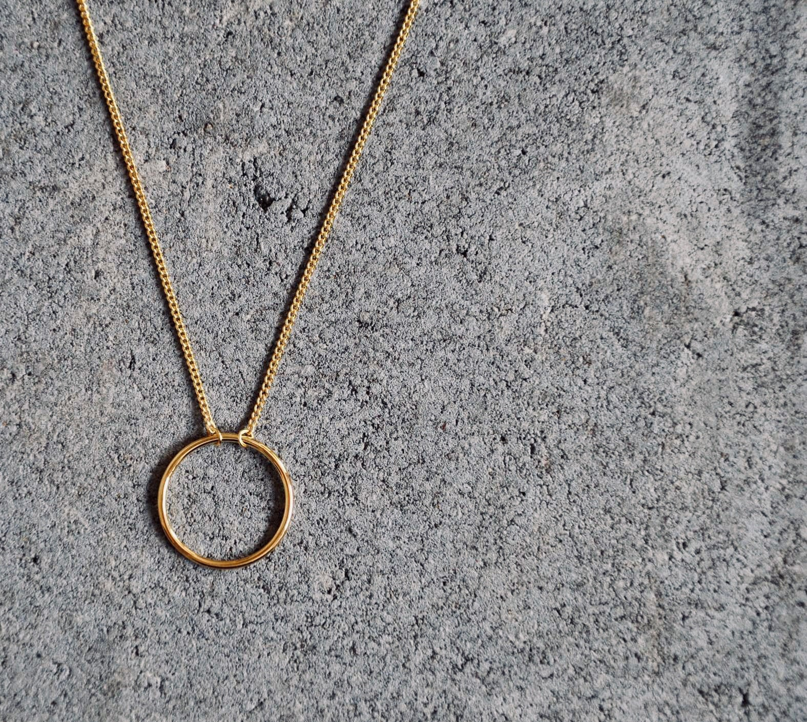 YAN Halskette | Necklace Gold - The Santai Collection