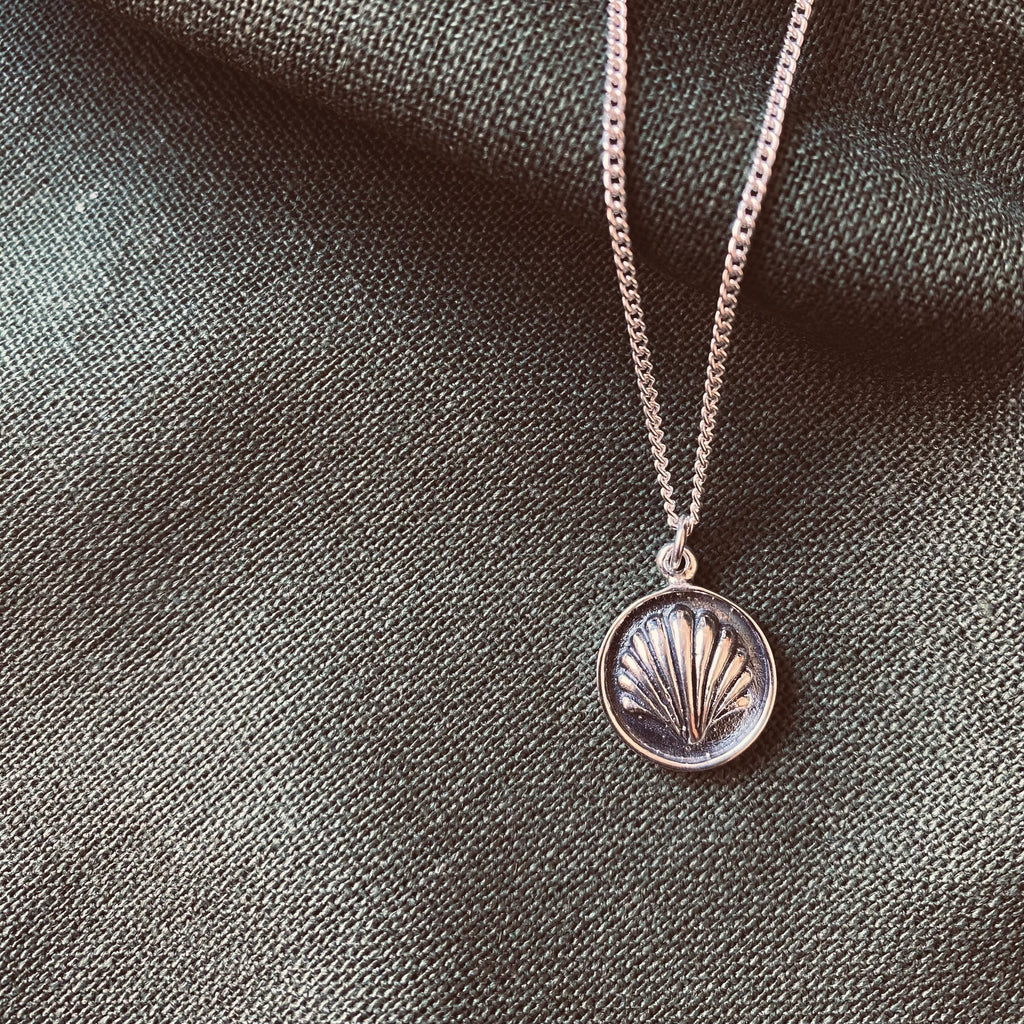 DREAMSEA. Collection | THE SHELL Halskette | Necklace Silver