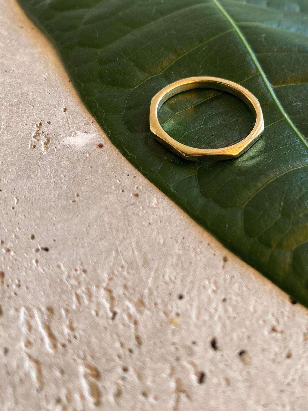 DAYU Ring Gold - The Santai Collection